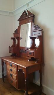 Antique Edwardian Dresser