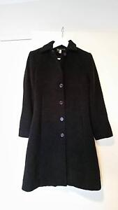 *WARM* Size 8 black jacket Tuart Hill Stirling Area Preview