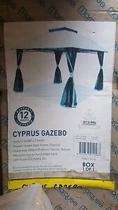"GAZEBO - ""MARQUEE"" BRAND Cyprus model Middleton Alexandrina Area Preview"