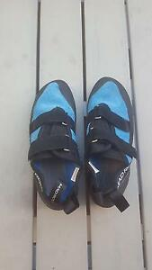 Mad rock climbing shoes size US6.5/UK4/EU37 Enoggera Brisbane North West Preview