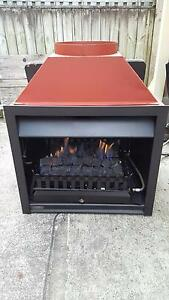 Jetmaster Double Sided Fireplace - Gas/Wood North Rocks The Hills District Preview