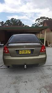 2003 Holden Commodore Sedan Green Valley Liverpool Area Preview