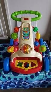 Fisher Price Brilliant Basics Walker to Wagon Camden Area Preview