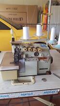 Siruba 4 Thread Overlocker Sewing Machine Bardon Brisbane North West Preview