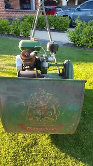 Ransomes Cylinder Lawn Mower Adelaide CBD Adelaide City Preview