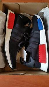 Adidas NMD OG size 10 US original Sneakernstuff black receipt Melbourne CBD Melbourne City Preview