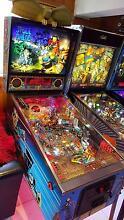 Bally Judge Dredd Pinball Machine - Many extras!! Bracken Ridge Brisbane North East Preview