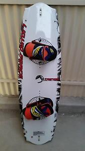 Liquid Force Wakeboard with boots & cover - used once. Immaculate Para Vista Salisbury Area Preview