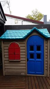 Little Tikes Cubby house Ascot Vale Moonee Valley Preview