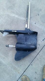 "mercury/mariner outboard gear box 2004 model 25""140hp  2,5l"