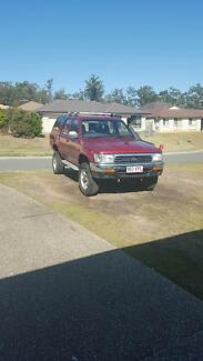 1993 Toyota Hilux 4Runner - Bargain!! Collingwood Park Ipswich City Preview