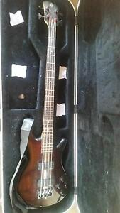 Spector Bass Guitar [BARELY USED] plus FREEBIES Aspley Brisbane North East Preview