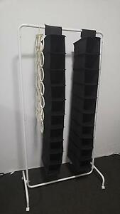 Clothing rack with scarf and shoe hangers Newtown Inner Sydney Preview