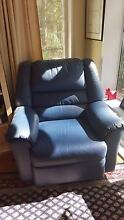 2 X Moran Leather Recliners in VGC Mount Nebo Brisbane North West Preview
