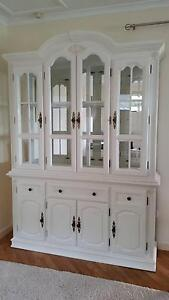 French Provincial style cabinet. Excellent condition looks as new Springwood Logan Area Preview