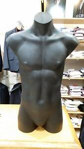 Male Torso Mannequin - Hanging and Free Standing Glen Waverley Monash Area Preview