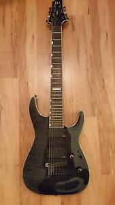 ESP-LTD H-1007 7 STRING GUITAR GREAT CONDITION Ferryden Park Port Adelaide Area Preview