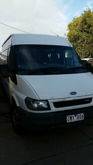 2006 Ford Transit CAMPER, MOTOCROSS VAN. MX CARAVAN. BARGAIN Grovedale Geelong City Preview