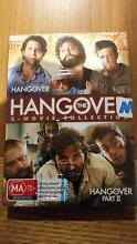 The Hangover - Part 1 & Part 2 - 2 movie collection Jesmond Newcastle Area Preview