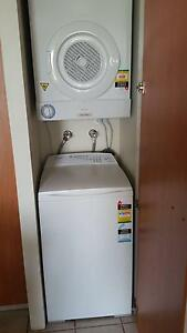 Washing machine dryer package Bundall Gold Coast City Preview