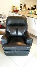 Black leather chairs $25 each Coombabah Gold Coast North Preview