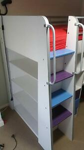 Single bunk bed with desk and drawers under Currumbin Waters Gold Coast South Preview