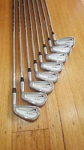 Nike VR Pro Combo irons 3-PW S300 shafts MINT CONDITION Malvern East Stonnington Area Preview
