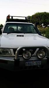 1999 Nissan patrol wagon 4X4 GU rd 2.8L intercooler turbo diesel Westminster Stirling Area Preview