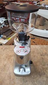MAZZER MAJOR ELECTRONIC COMMERCIAL ESPRESSO COFFEE BEAN GRINDER N Cremorne Yarra Area Preview