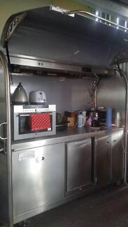 MOBILE KIOSK INCL. 2 COMMERCIAL FRIDGES AS WELL !!  $15,500 Mermaid Beach Gold Coast City Preview