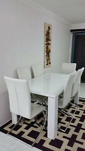 Dining table and chairs Bankstown Bankstown Area Preview