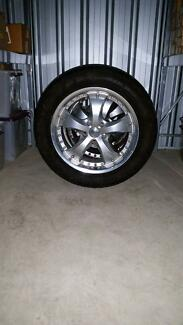 NISSAN ELGRAND MAG WHEELS