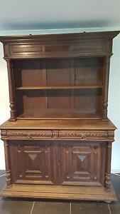 Antique French Hutch, Buffet Sideboard Holland Park Brisbane South West Preview