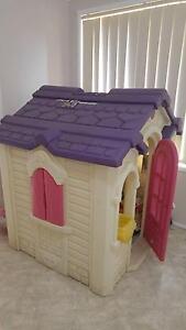 Lerado Play-House Plastic Children's Large Outdoor House Mount Annan Camden Area Preview
