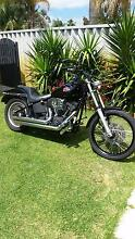 2000 softail harley davidson nightrain Ballajura Swan Area Preview