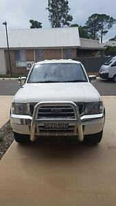 2005 Ford Courier Ute Morpeth Maitland Area Preview