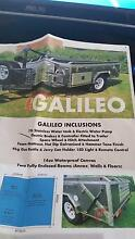 Mars galileo hard floor camper trailer Deebing Heights Ipswich City Preview