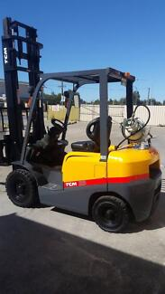 Forklift TCM 2.5 tonne North Adelaide Adelaide City Preview