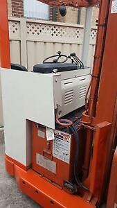 Forklift Nissan Electric Reach Doonside Blacktown Area Preview