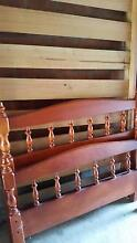King Single Sĺat Bed Frame North Epping Hornsby Area Preview