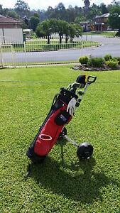 Junior Golf Set (with buggy) Abbotsbury Fairfield Area Preview
