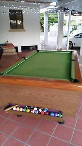 Pool Table Deagon Brisbane North East Preview