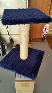 Cat scratch pole with swinging mouse Edgewater Joondalup Area Preview