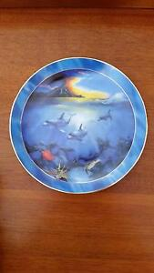 Franklin Mint 'Underwater Haven' Collectors Plate Brighton Bayside Area Preview