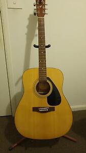 Yamaha Beginner's Acoustic Guitar - F310 Gigmaker Complete Pack Dandenong South Greater Dandenong Preview