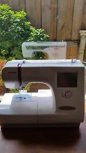 Janome embroidery machine.Memory Craft 350E White Gum Valley Fremantle Area Preview