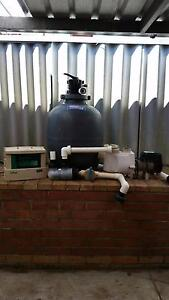 Pool Filter and Pump Package Padbury Joondalup Area Preview