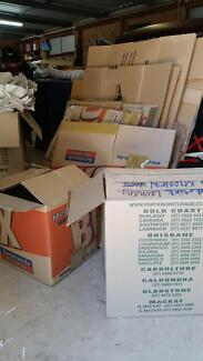 Used moving boxes and packing supplies Burleigh Waters Gold Coast South Preview
