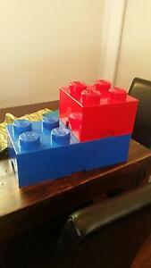 lego storage blocks Panorama Mitcham Area Preview