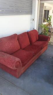 Recliner and 3 seater